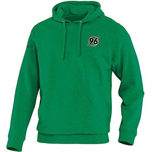 Jako Hannover 96 Kapuzensweat Team Saison 2015/2016 - schwarz