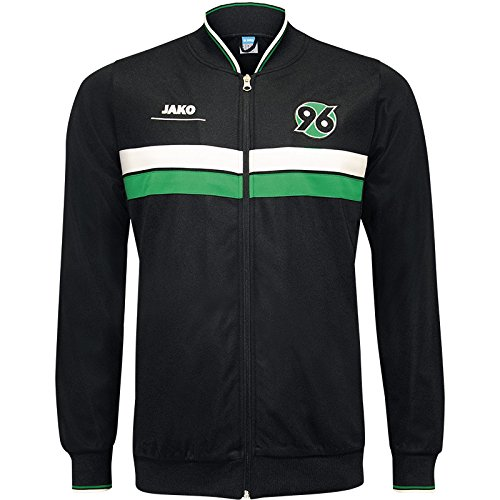Jako Hannover 96 Einlaufjacke - schwarz