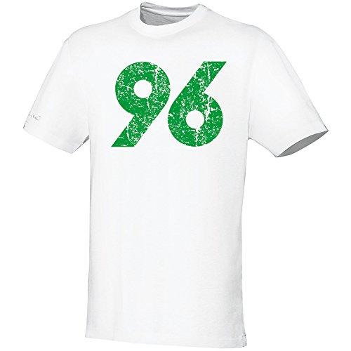 Jako Hannover 96 T-Shirt Vintage - weiß