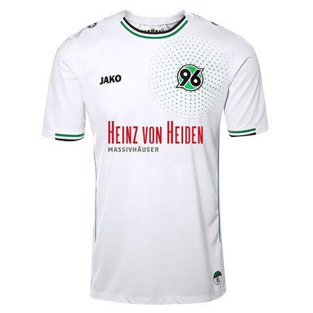 Jako Hannover 96 Away Herren Trikot KA - Saison 2015/2016