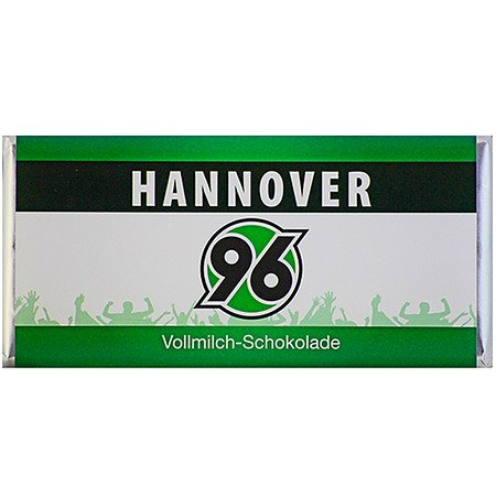 Sweets Hannover 96 Team-Schokolade