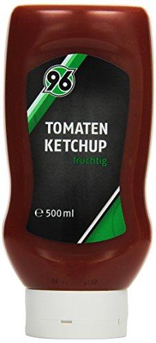Kurula Hannover 96 Tomaten Ketchup, 5er Pack (5 x 555 g)