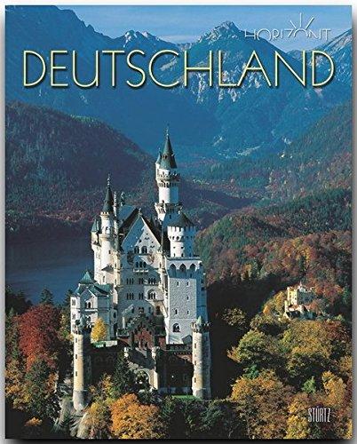 Horizont DEUTSCHLAND - 160 Seiten Bildband mit über 260 Bildern - STÜRTZ Verlag